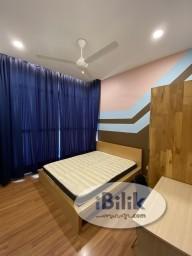 Room Rental in Subang Jaya - Private Female Master Room at Impian Meridian, UEP Subang Jaya