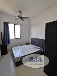 Room Rental in Setapak - Middle Room @ The Hamilton, Free Utilites