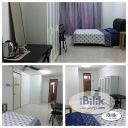 Room Rental in Malaysia - Master Room at Cyberjaya, Selangor