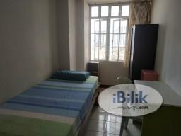 Room Rental in Kuala Lumpur - All in Single Room in GK, near Wangsa Maju, 7km to KLCC