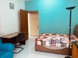Room Rental in Selangor - Master Room at Cyberjaya Female Only