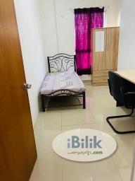 Room Rental in Selangor - Single Room at Cyberjaya