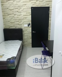 Room Rental in Kuala Lumpur - Small Room at The Havre, Bukit Jalil