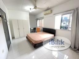 Room Rental in Petaling Jaya - FEMALE only, MEDIUM room for rent at PJS 7, Sunway, Subang, LDP