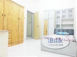 Room Rental in Kuala Lumpur - AIRCOND [Fully Furnished] Big Room @ Setapak Renovated 2 Sty House