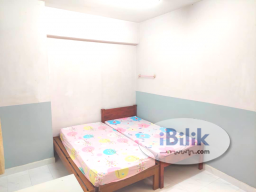 Room Rental in Kuala Lumpur - 3 months RM 100 off - 3 mins walk to LRT - Direct Golf View Master Rooms - Fully Furnished