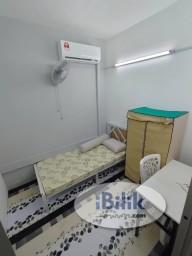 Room Rental in Malaysia - ZERO DEPOSIT! - SHOPLOT UNIT / SINGLE ROOM NEAR MRT AND MALL!