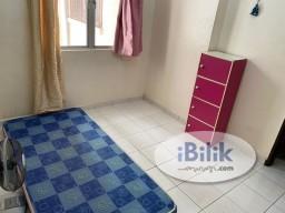 Room Rental in Setapak - Single Room at Wangsa Metroview, Wangsa Maju