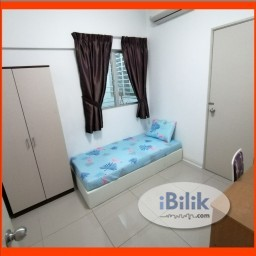Room Rental in Malaysia - (included utility) Single Room at Bukit Jalil