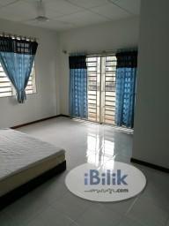 Room Rental in Seberang Perai - Fully Furnished Master Room at Taman Saujana Permai, Bukit Mertajam