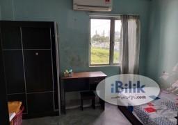 Room Rental in Kuala Lumpur - Single Room at Bukit OUG Condominium, Bukit Jalil
