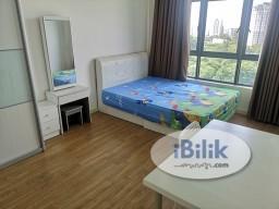 Room Rental in Kuala Lumpur - FEMALE UNIT, Master Room at Casa Green, Bukit Jalil