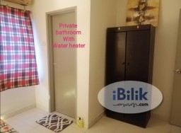 Room Rental in Selangor - SPACIOUS MEDIUM  ROOM RENTAL Available NOW ‼️