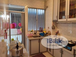 Room Rental in Penang - Urgent Master Room for Rent at Seri Kota