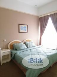 Room Rental in  - Mahkota Hotel Apartment Melaka Raya For Rent