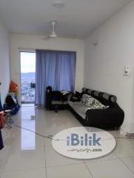 Room Rental in Kuala Lumpur - Single Room at Sentul Village, Sentul