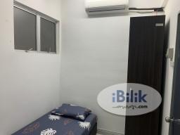 Room Rental in Selangor - Single Room at South City Plaza, Seri Kembangan