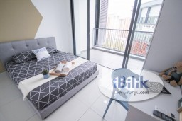 Room Rental in Malaysia - 【NEW Conditions🔥】Balcony Room at Cheras, Riana South, Taman Connaught