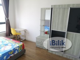 Room Rental in Kuala Lumpur - NEAR LRT, Master Room at Casa Green, Bukit Jalil