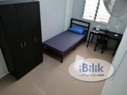 Room Rental in Malaysia - Single Room at Georgetown, Penang
