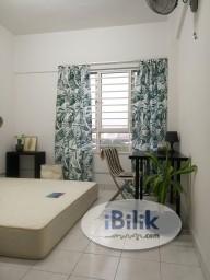 Room Rental in Kuala Lumpur - Middle Room at Wangsa Maju, Setapak