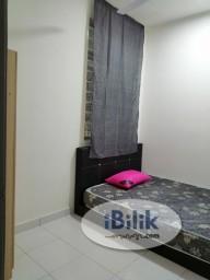 Room Rental in Johor Bahru - Single Room at Bandar Dato Onn, Tebrau
