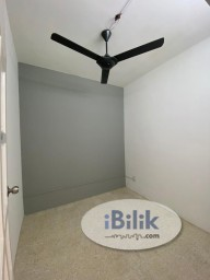 Room Rental in Selangor - Walk to LRT bahagia - ss2 single room include utility, internet and cleaning