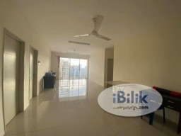 Room Rental in Kuala Lumpur - Big Middle Room at Platinum Lake PV16, Setapak