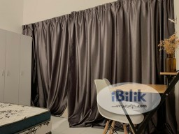 Room Rental in Penang - Double Bedoom with Balcony