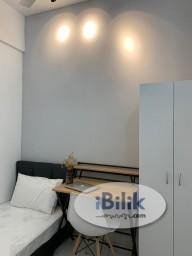 Room Rental in Penang - Single Room at Plaza Ivory, Bukit Gambier