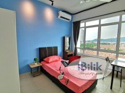 Room Rental in Malaysia - 🏠Fully Furnished Deluxe Single Room at Arena Residences, Bayan Baru🏠