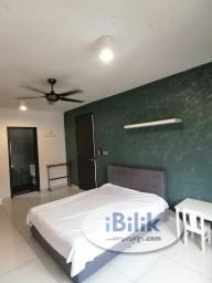 Room Rental in Johor Bahru - Middle Room at Horizon Hills, Iskandar Puteri