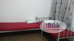 Room Rental in Malaysia - Shared Room at Flat Taman Muhibbah, Seri Kembangan, Selangor
