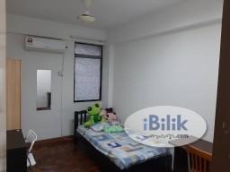 Room Rental in Malaysia - Single Room at Cyberjaya, Bilik Sewa Cyberjaya {Aircond} MMU, Malakat Mall, D'PULZE, Mc Donald,  Sepang Municipal Council,  Dengkil, KLIA