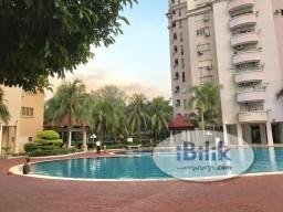 Room Rental in Petaling Jaya - Ridzuan Condo Medium Room, Bandar Sunway, Sunway Pyramid, Pjs, SS15, Usj, Subang, Bus, Brt, Lrt, Pj, Urgent