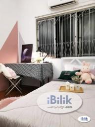 Room Rental in Selangor - ⚡Zero Deposit⚡ Middle Room at SS2,Petaling Jaya 🚩 Near Taman Bahagia LRT Station