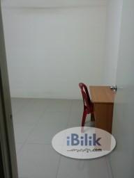 Room Rental in Kuala Lumpur - Single Room at Platinum Lake PV15, Setapak