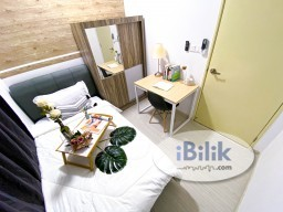 Room Rental in Setapak - 🚝DIRECT LINK BRIDGE TO LRT😱 PREMIUM SINGE SUITE!! WORK FROM HOME FRIENDLY! SAME LINE TO KLCC/KL SENTRAL/MID VALLEY!