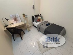 Room Rental in Petaling Jaya - (MCO free rental) Suriamas Room at Jalan PJS 10, bandar sunway (new room)