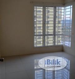 Room Rental in Kuala Lumpur - Middle Room at Platinum Lake PV15, Setapak