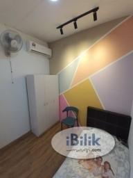 Room Rental in Selangor - comfortable (MCO free rental) Private room located at Bandar Puchong Jaya
