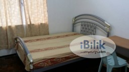 Room Rental in Penang - Single Room at Taman Jubilee phase 5, Begonia & Garcinia condo