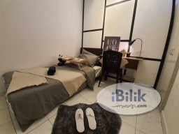 Room Rental in Selangor - intimate (MCO free rental) ROOM with no deposit (usj taipan) near LRT station