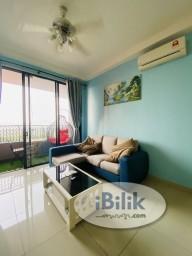 Room Rental in Selangor - Middle Room at D'Aman Residence, Puchong