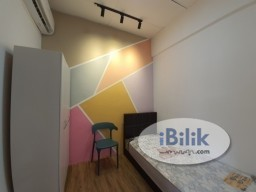 Room Rental in Selangor - Best Offer (MCO free rental) single room near IOI mall and LRT station