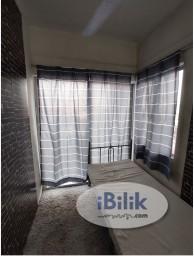 Room Rental in Setapak - Small Room (Partition Room) at Menara Alpha, Wangsa Maju