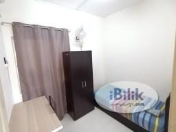 Room Rental in Petaling Jaya - ==Female unit==Small Room at SuriaMas Condominium