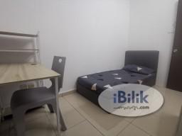 Room Rental in Petaling Jaya - Zero Deposit. Single Room Mentari Court. NEW