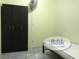 Room Rental in Malaysia - Single Room (High Speed Internet) at Jalan Ipoh