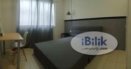Room Rental in Kuala Lumpur - cushy ZERO DEPOSIT FULLY FURNISHED MEDIUM ROOM AT SETAPAK